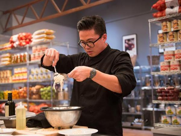 "Viet Pham on ""Food Network Star."""
