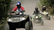 ATV injuries in kids are down. Do we thank a lousy economy?