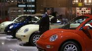 Without new models, Volkswagen's U.S. auto sales decline in June