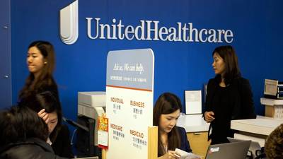 UnitedHealth to exit individual insurance market in California