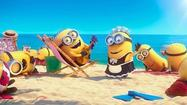 With 'Despicable Me 2,' fans again go bananas over Gru's minions