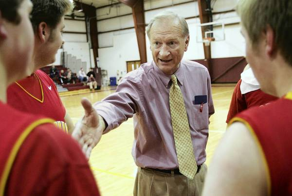 John Donmoyer was the East Penn Conference coach of the year three times and inducted into the Lehigh Valley Basketball Hall of Fame and the Pennsylvania Northeast Region Hall of Fame in 1998.