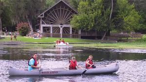 Florida Springs Guide: DeLeon Springs State Park