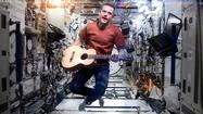 Astronaut Chris Hadfield's first book lands in October