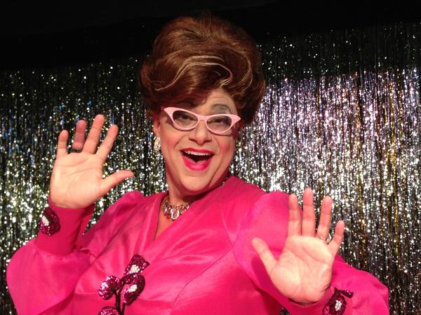 "Michael Colavolpe stars in ""Hairspray."""