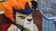 Pictures: World of Chima at Legoland Florida