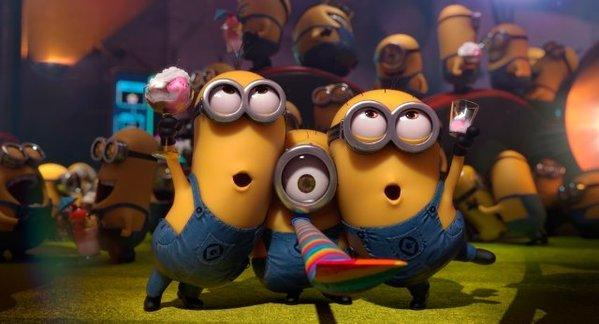 """Despicable Me 2"" is primed to beat ""The Lone Ranger"" at the box office this weekend"