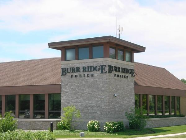 The Burr Ridge Police Department did well on an assessment report.