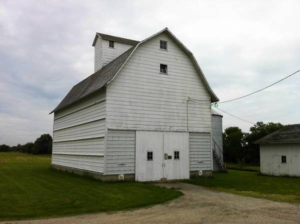 An old barn and other buildings at the corner of Naperville Road and 127th Street in Plainfield are at the center of discussions regarding the potential development of the nearly nine-acre parcel of land.