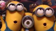 'Despicable Me 2' to beat 'Lone Ranger' at Fourth of July box office