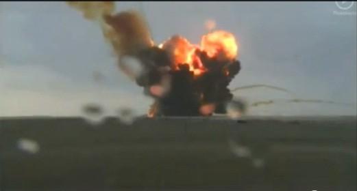 nasa rocket crashes paintings - photo #35