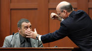 George Zimmerman Trial: Pictures from Day Seventeen