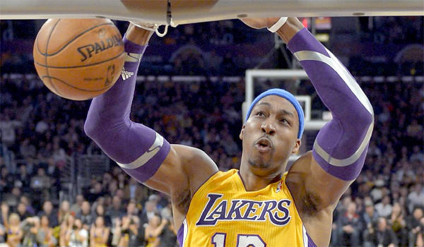 Dwight Howard began a meeting with 10 members of the Lakers and their affiliates on Tuesday afternoon at 2 p.m. in Beverly Hills.