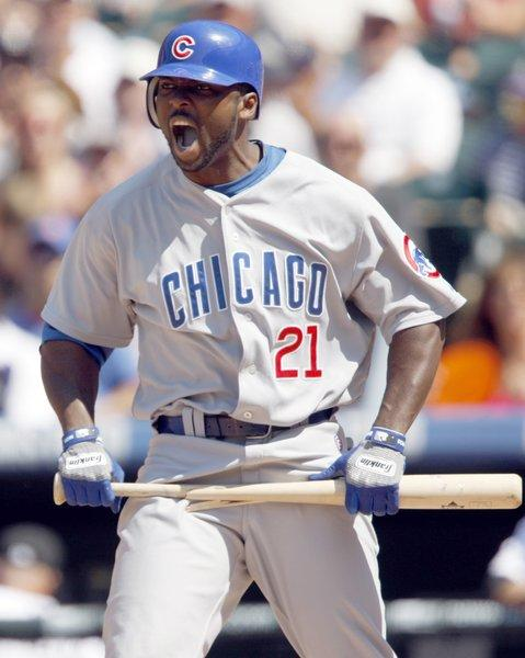 Former L.A. Dodger and then-Chicago Cub Milton Bradley has been sentenced to jail.