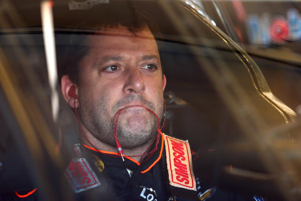 Tony Stewart. (Getty Photo)