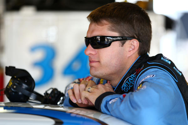 David Ragan. (Getty Photo)
