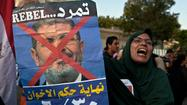 Egypt's President Mohamed Morsi refuses to step down