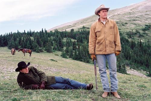 "When it opened in 2005, Focus Features' ""Brokeback Mountain"" generated buzz for pushing boundaries of the western genre, though it ultimately lost the best picture Oscar to ""Crash."" Domestic gross: $83,025,853."