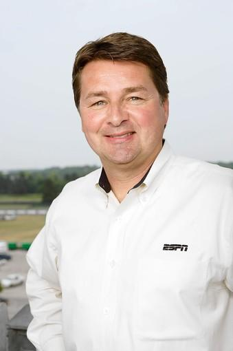 ABC racing analyst Scott Goodyear will be part of the team covering IndyCar's return to Pocono.