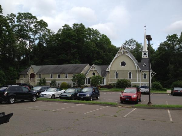 Trinity Episcopal Church will hold its annual Holy Smoke BBQ dinner fundraiser in September.