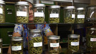 Some L.A. pot shops shut down while others look to Garcetti for relief