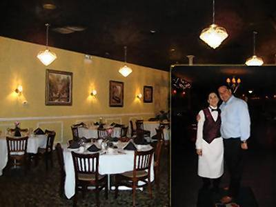 Donna and Maurizio Mancuso, owners of Capri in Palos Heights, opened an Italian deli last week.