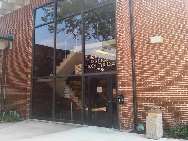The village will soon install new carpeting at the John T. Dunn. Public Safety Building located at 17355 S. 68th Court