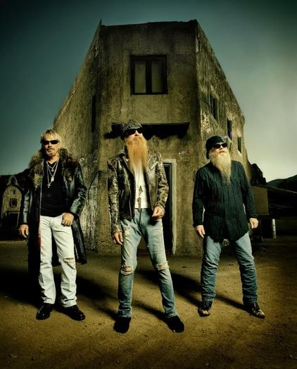 Texas trio ZZ Top is set to play Newport News.