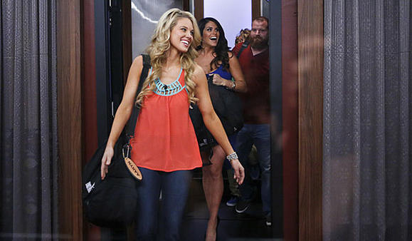 Aaryn on 'Big Brother'