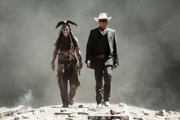 """""""The Lone Ranger"""" will face tough competition."""
