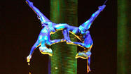 Cirque du Soleil says aerialist didn't slip out of harness