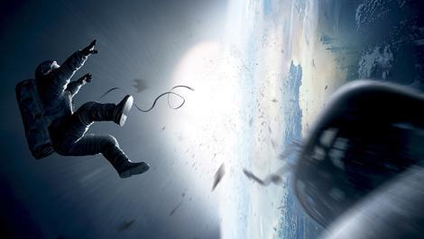 """Gravity,"" starring Sandra Bullock, will kick off the Venice Film Festival in August"
