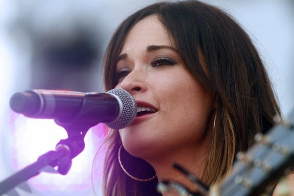 "Kacey Musgraves performs on Day 4 of the 2013 Bonnaroo Music and Arts Festival in Manchester, Tenn. Her recent album, ""Same Trailer Different Park,"" is one of the best of 2013 so far."