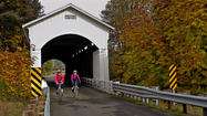 The bridges of Oregon's Lane County beckon