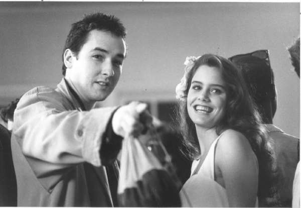 "Cameron Crowe's 1989 romantic classic ""Say Anything,"" starring John Cusack and Ione Skye, kicks off the ""Spectacular Classics"" screening series Tuesday at the Los Feliz 3."