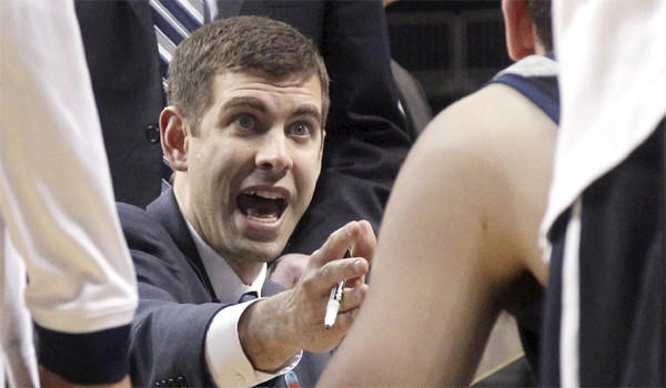The Boston Celtics have hired Butler Bulldogs Coach Brad Stevens to replace Doc Rivers, who was traded to the Los Angeles Clippers.