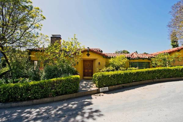 Jonny Lee Miller and Michele Hicks have listed a Los Angeles home for sale at $1.659 million.