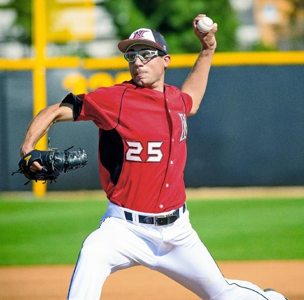 Crescenta Valley High graduate John Salas turned in a quality season with Cal State Northridge in his junior season.