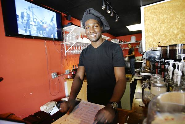 American Idol finalist David Willis along with his wife, Olivia, bought and renovated the Mount Dora Coffee House in Mount Dora.