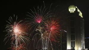 Fireworks and 4th of July celebrations across Central Florida