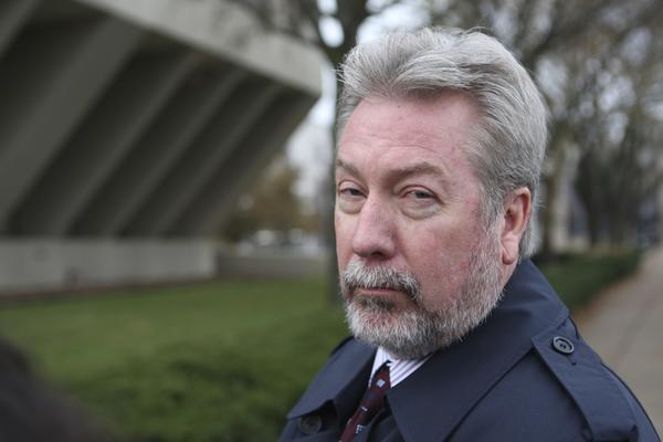 Drew Peterson, retired Bolingbrook Police Officer and suspect in the disappearance of his wife Stacy, appeared in a Will County courtroom in Joliet on Nov. 12, 2008.