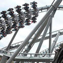 14) Thorpe Park, new roller coaster