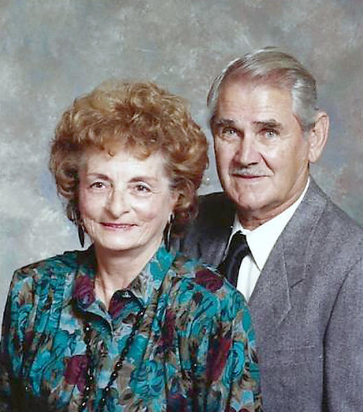 Kay and Wesley Adams celebrated their 65th wedding anniversary on June 25.