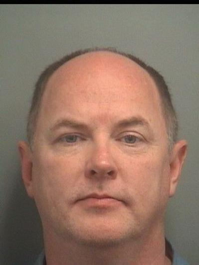 Jeffrey McCoy, 46, of Royal Palm Beach, was arrested Wednesday, charged with insurance fraud.