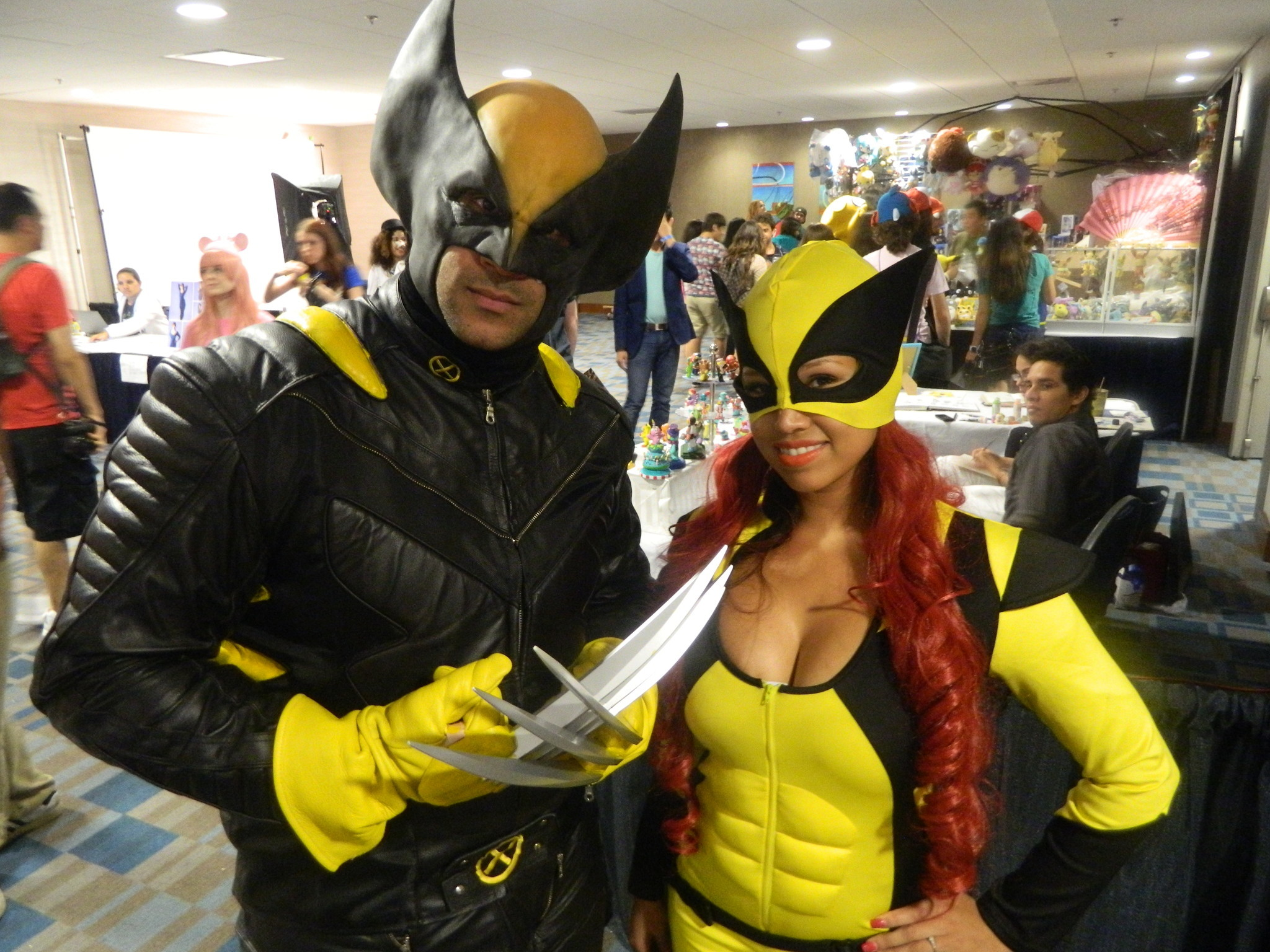 Nerds assemble for Florida Supercon 2013! - Florida Supercon 2013