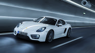 Car review: 2014 Cayman is true to Porsche's heritage