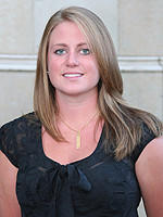Grafton High graduate Emily Wylam is an assistant swimming and diving coach at Case Western Reserve.