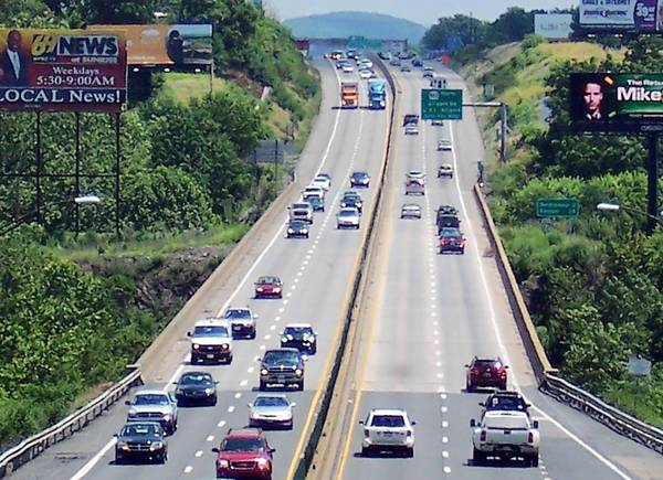 A shortage of state transportation funding is expected to bring weight restrictions to several dozen area bridges, possibly including the Route 22 Lehigh River Bridge.