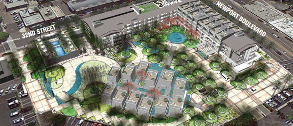Sonnenblick Development proposed a 148-room high-end luxury hotel, with 15 townhouse suites and 12 free-standing villas. The hotel would also include underground parking, along with other amenities.