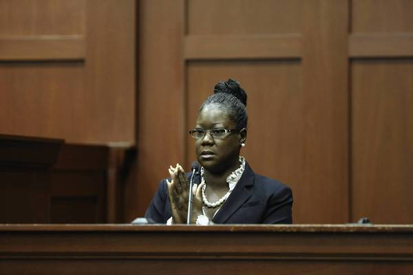 Trayvon Martin's mother, Sybrina Fulton, testifies that it is her son heard screaming on a 911 tape shortly before he was shot dead in Sanford, Fla. But the mother of George Zimmerman, on trial for second-degree murder, testifies she is certain it was her son's voice, not Martin's.